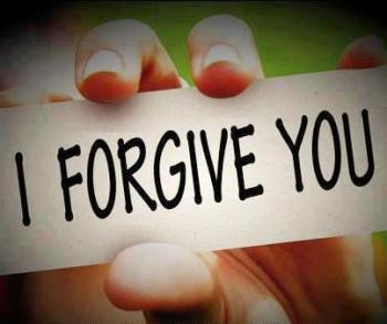 Time to forgive Jesus?